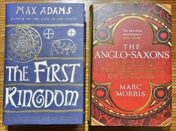Early medieval england books